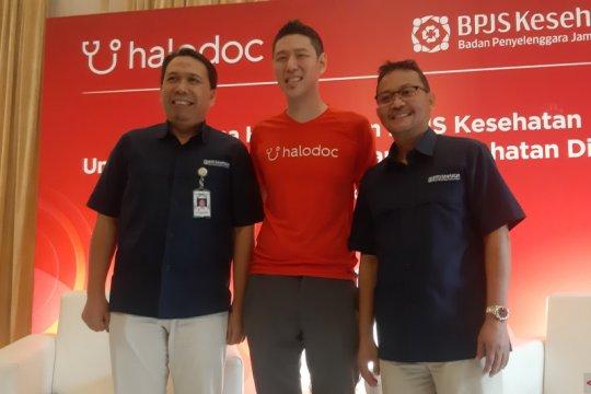 BPJS Kesehatan gandeng Halodoc bangun layanan kesehatan digital
