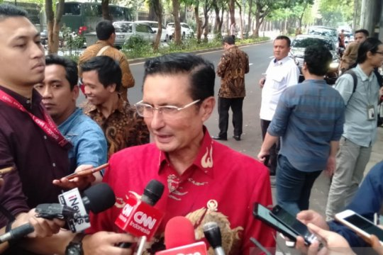 Pimpinan MPR minta masukan Megawati terkait amandemen UUD 1945
