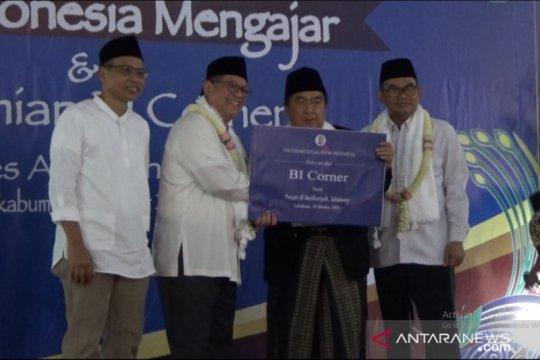 Bank Indonesia resmikan BI Corner di Sukabumi