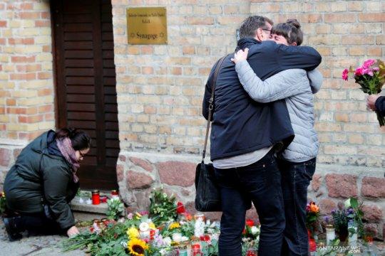 Pelaku penembakan sinagoga Jerman hadapi hukuman penjara seumur hidup