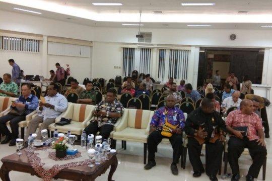 KPK dorong evaluasi kinerja Bapenda Kota Sorong