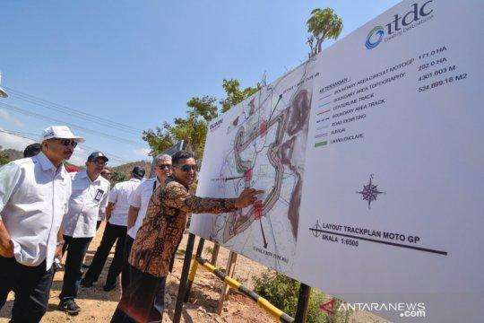 Pemerintah kucurkan Rp2,02 triliun untuk pengembangan Mandalika