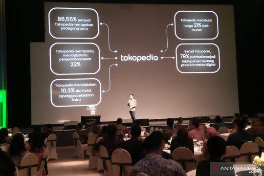 UI sebut Tokopedia berkontribusi Rp170 triliun kepada ekonomi RI