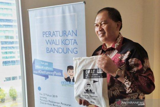 Pemkot Bandung keluarkan Perwal kurangi sampah plastik