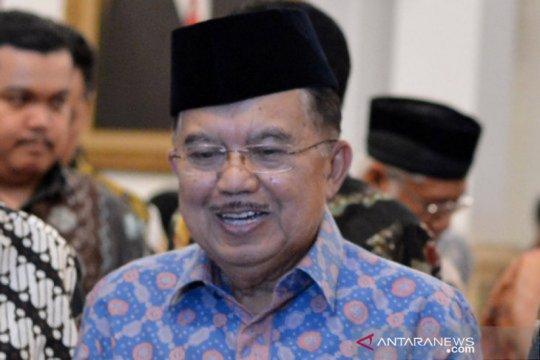 Jusuf Kalla ajak Muslim Indonesia junjung nilai Islam Moderat