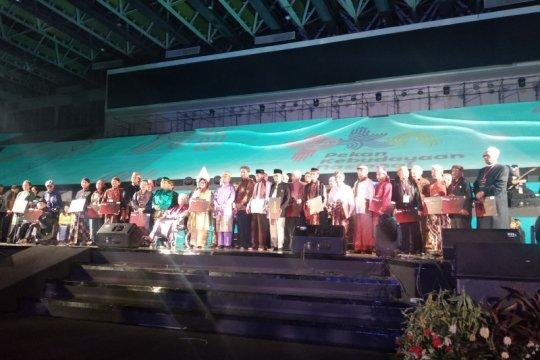 Kemendikbud berikan penghargaan pada 59 seniman