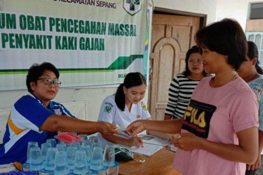 Dinkes Ambon tunda pemberian obat filariasis bagi pengungsi