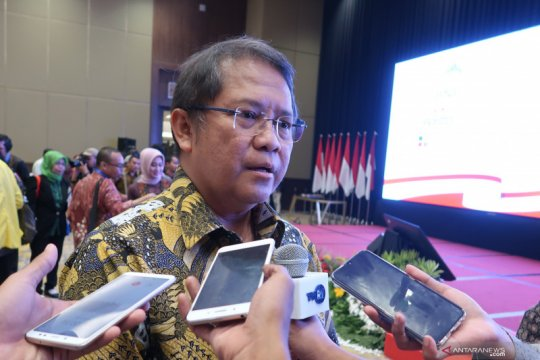 Kondisi Wiranto, Menkominfo: Tunggu informasi dari Polri