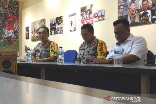 Kapolrestabes tingkatkan kewaspadaan pengamanan pejabat ke Surabaya