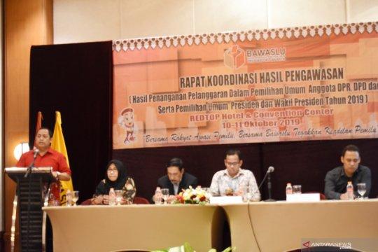 Bawaslu: 14 putusan pengadilan selama Pemilu 2019 di Jakarta