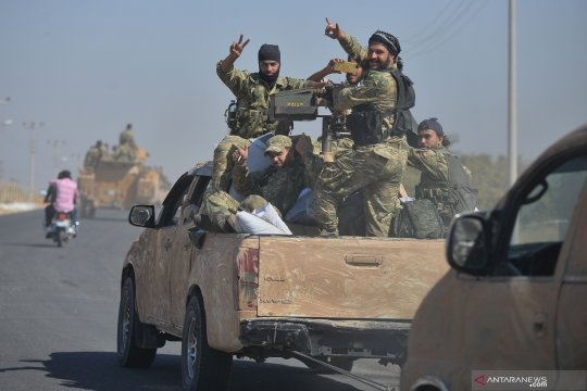 Kemlu: Suriah akan hadapi agresi Turki