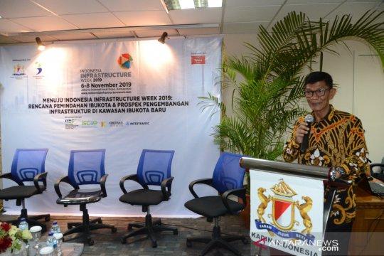 Kadin gelar pekan infrastruktur Indonesia guna tingkatkan investasi