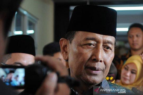 Gubernur Banten ajak doakan Menkopolhukam Wiranto