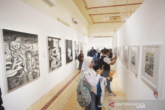 Yogyakarta komik Weeks