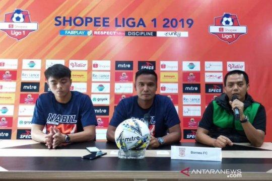 Kontra Persebaya, Borneo FC usung misi balas dendam