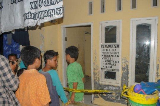 Pelaku penusukan Wiranto orang tertutup