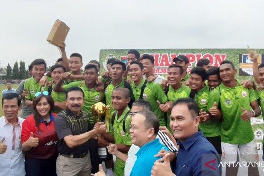 Pra PON DKI juarai Turnamen Anak Nagari di Padang