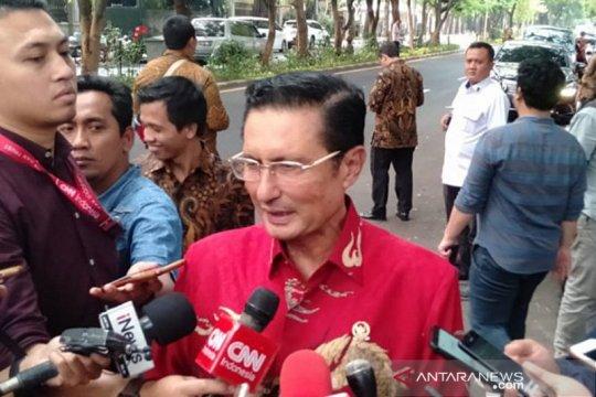 Penusukan Wiranto, Fadel: Perketat pengamanan tiga pejabat negara