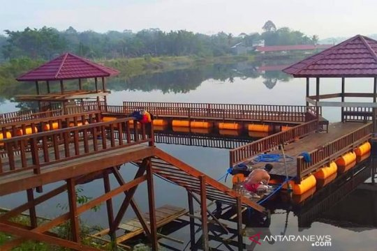 Barito Utara kembangkan tiga objek wisata unggulan