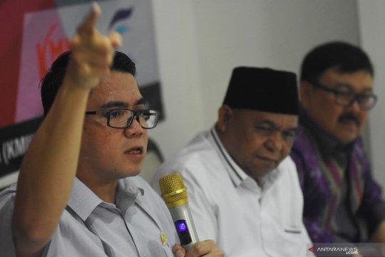 Arteria Dahlan persilakan pihak tidak puas UU KPK ajukan ke MK