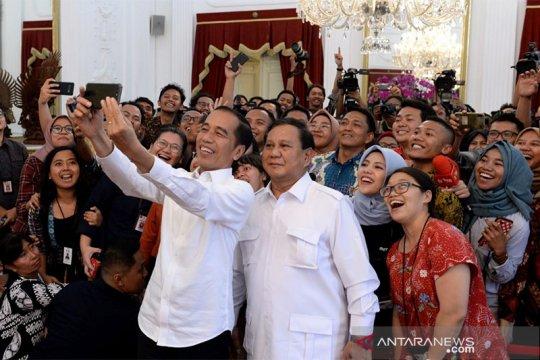 Gerindra: Prabowo-Jokowi memiliki kesamaan pandangan