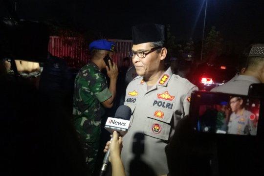 Pengamanan pelantikan Presiden dan Wapres masih direncanakan