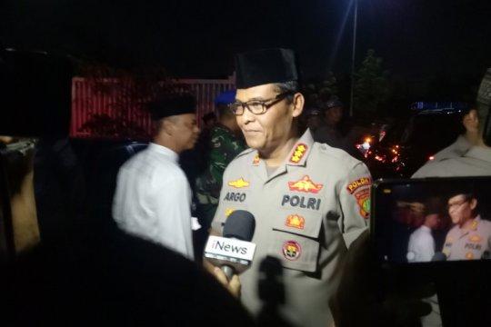 Polisi belum dapatkan informasi rencana aksi mahasiswa 14 Oktober