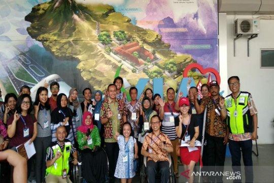 AP I jadikan Bandara Internasional Yogyakarta ramah difabel