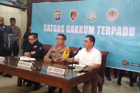 """Kapolda Riau gunakan aplikasi """"Lancang Kuning"""" penanggulangan Karhutla"""