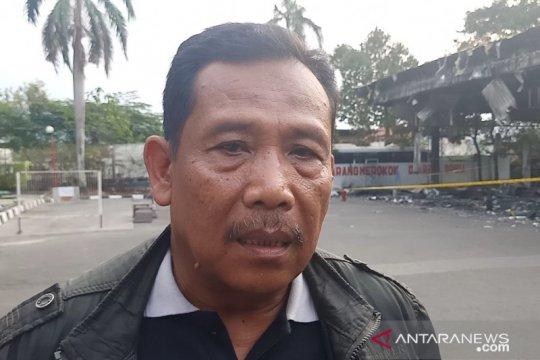 Polisi periksa tiga saksi kebakaran SPBU Setu