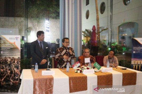 Kemenpar-KJRI-KBRI promosikan Wonderful Indonesia di Saudi
