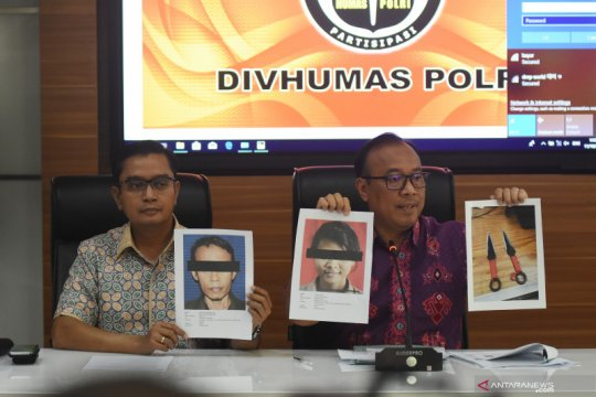 Polri : Insiden penusukan terhadap Menko Polhukam bukan rekayasa