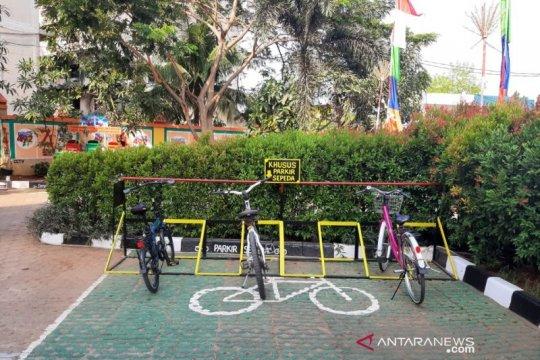 Parkir khusus sepeda segera tersedia di Jakarta Utara