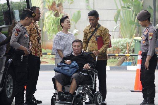 Pemeriksaan Budi Suharto
