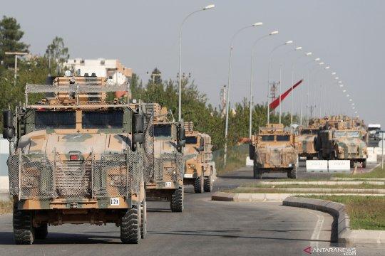 Pemberontak Suriah dukungan Turki rebut kota di perbatasan