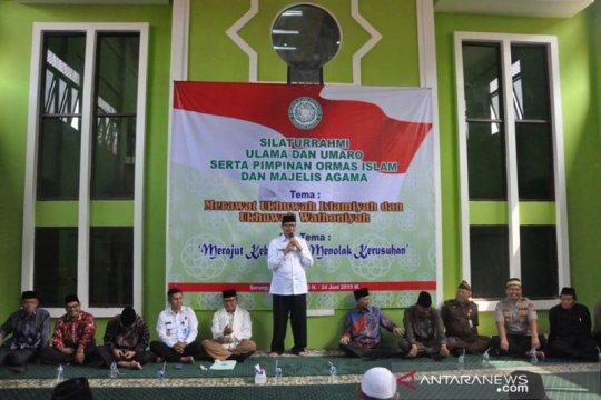 Gubernur Banten ajak masyarakat tingkatkan kewaspadaan