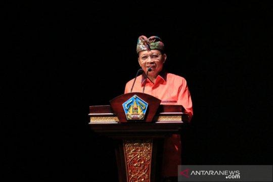 Gubernur Bali: sastra jadi media sebarkan nilai-nilai luhur
