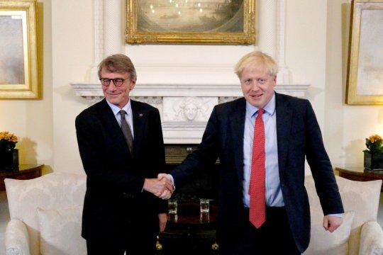 Inggris-Uni Eropa capai kesepakatan Brexit