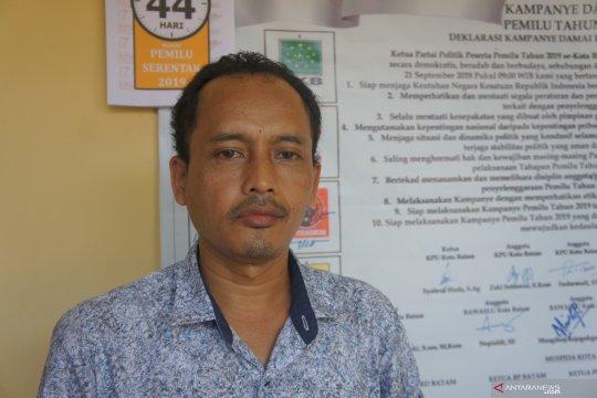 KPU: Calon perseorangan Pilkada Batam minimal kumpulkan 48.816 dukungan