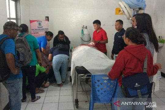 Polres: Vincen tewas saat mengambil kunci rumah