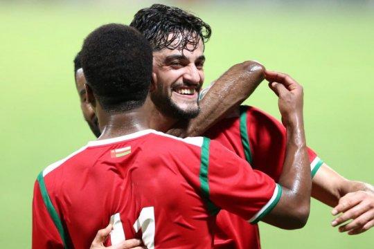 Qatar dan Oman masih kokoh di pucuk klasemen Grup E