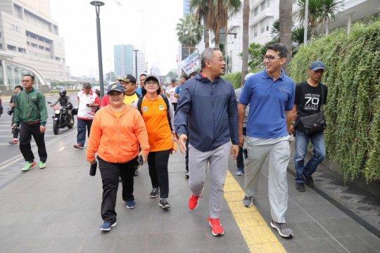 """Pemkot Jakarta Pusat tawarkan wisata """"Walking Tour"""""""
