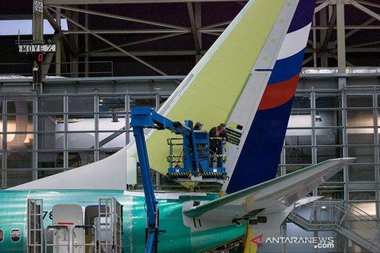 Ditemukan retakan, Kemenhub inspeksi seluruh pesawat B737NG