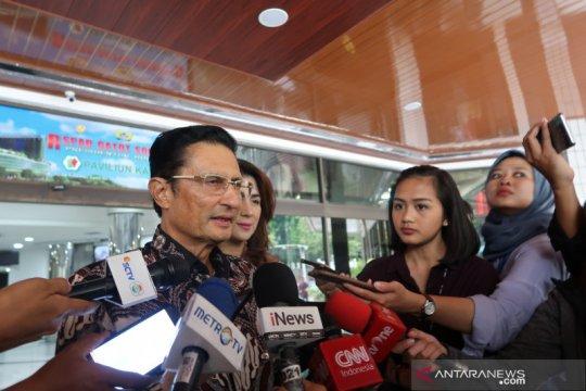 Fadel: Wiranto sudah tidak ada tindakan khusus tinggal pemulihan