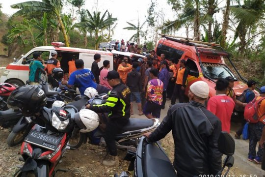 Korban tenggelam di Sungai Brantas Blitar ditemukan meninggal dunia