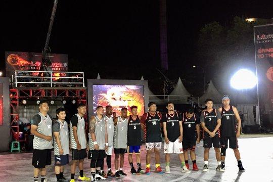 Kacupingz atasi BBM untuk juarai LA Streetball 2019