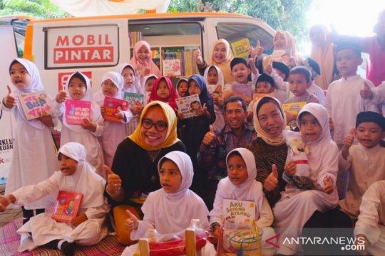 Askrindo beri bantuan mobil pintar untuk PAUD Aceh