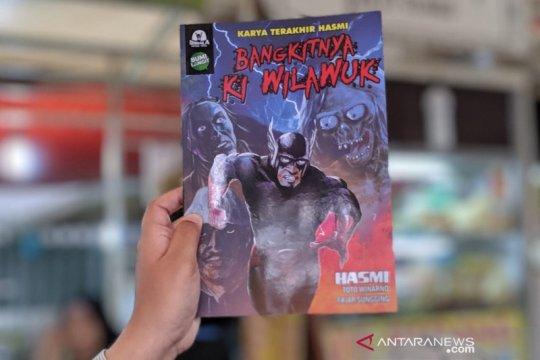 "Komik terakhir Hasmi ""Bangkitnya Ki Wilawuk"" terbit dalam Comic Con"