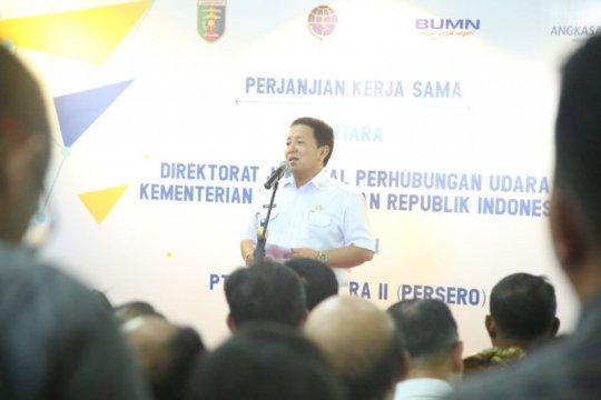 Gubernur Lampung dorong pembangunan stasiun kereta api bandara