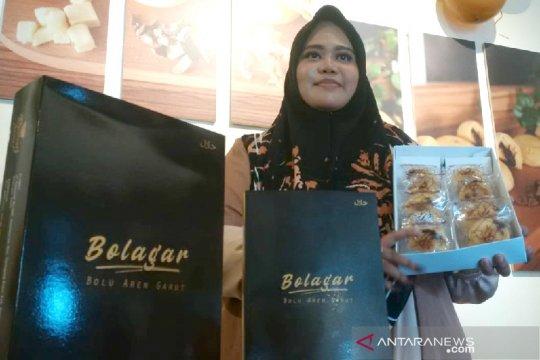 Raden Aren kembangkan bolagar sebagai kuliner baru dari Garut